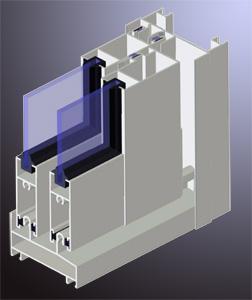 Система для холодного остекления балконов и лоджий provedal .